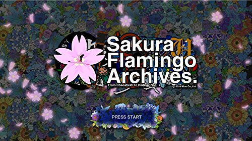 Image 1 for Sakura Flamingo Archives