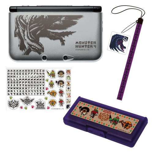 Image 4 for Monster Hunter 4 Accessory Set for 3DS LL
