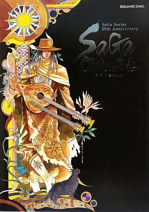 Image for Sa Ga Series 20th Anniversary Saga Chronicle