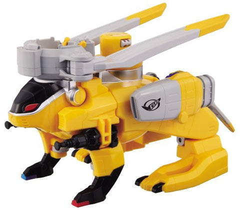 Tokumei Sentai Go-Busters - RH-03 Rabbit - Buster Machine (Bandai) Special Offer Missing Parts