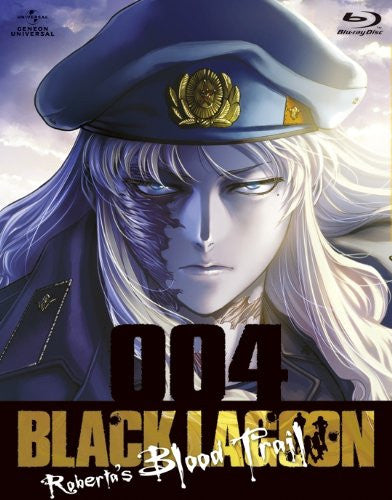 Image 2 for OVA Black Lagoon Roberta's Blood Trail 004