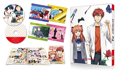 Image 1 for Gekkan Shoujo Nozaki-kun Vol.2