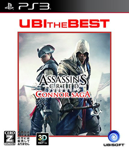 Image 1 for Assassin's Creed Connor Saga (UBI the Best)
