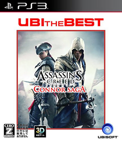 Image for Assassin's Creed Connor Saga (UBI the Best)