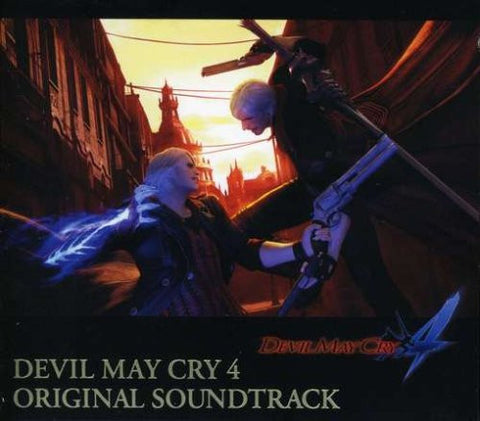 Image for Devil May Cry 4 Original Soundtrack