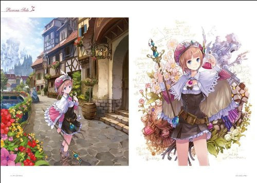 Image 3 for Atelier Rorona Totori Art Book