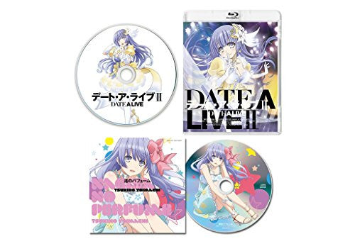Image 1 for Date A Live 2 Vol.3 [DVD+CD Limited Edition]