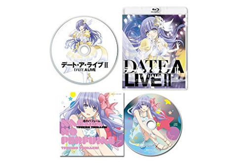 Image for Date A Live 2 Vol.3 [DVD+CD Limited Edition]