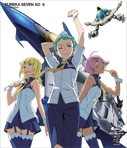Image for Eureka Seven Ao 6