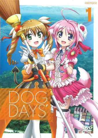 Image for Dog Days' 1