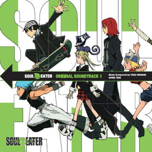 Image 1 for Soul Eater Original Soundtrack 1