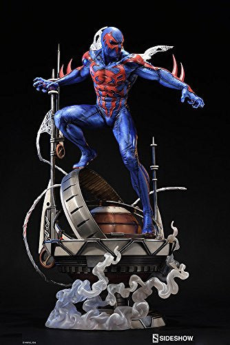 Image 10 for Spider-Man - Spider-Man 2099 - Premium Masterline PMMV-01 - 1/4 (Prime 1 Studio, Sideshow Collectibles)