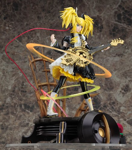 Image 2 for Vocaloid - Kagamine Rin - 1/8 - Nuclear Fusion (Hard R.K. ver.) (Max Factory)