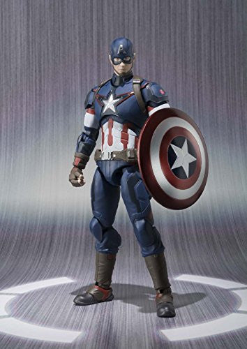 Image 9 for Avengers: Age of Ultron - Captain America - S.H.Figuarts (Bandai)