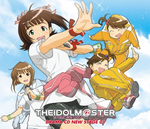 Image 1 for THE IDOLM@STER Drama CD NEW STAGE 01