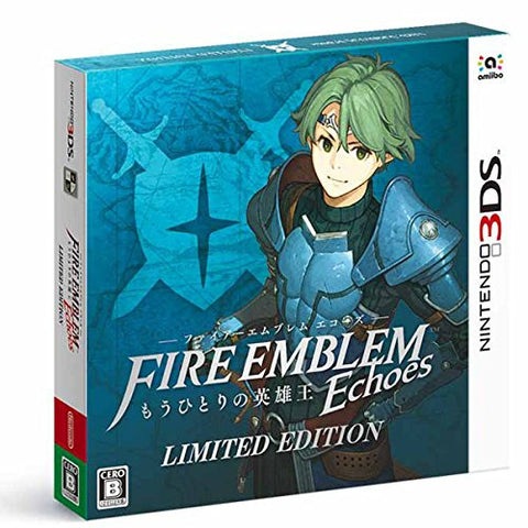 Image for Fire Emblem: Echoes Mou Hitori no Eiyuu Ou [Limited Edition]