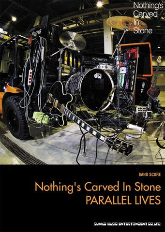 Nothings Carved In Stone Parallel Lives Score Book