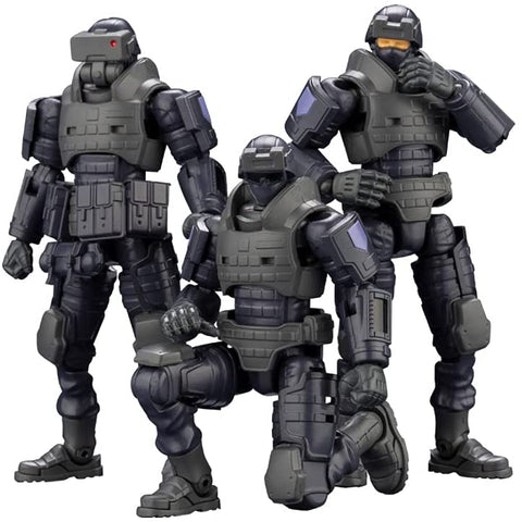 Hexa Gear - Early Governor Vol. 1 Night Stalkers Pack - 1/24 (Kotobukiya)