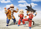 Dragon Ball - Kuririn - S.H.Figuarts - Shounenki (Bandai) - 2