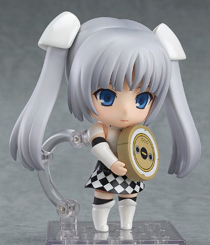 Image 3 for Miss Monochrome - Ruu-chan - Nendoroid #406-a (Good Smile Company)