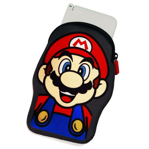 Image 2 for Neoprene Case for 3DS LL (Mario)