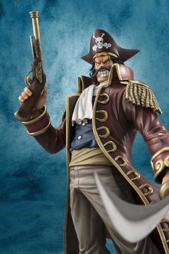 Image 5 for One Piece - Gol D. Roger - Excellent Model - Portrait Of Pirates DX - 1/8 (MegaHouse)