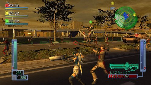 Image 6 for Earth Defense Force 3 Portable [Double Nyuutai Pack]