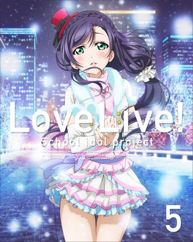 Image 1 for Love Live 2nd Season 5 [Limited Edition]