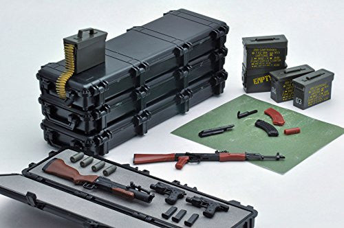 Image 3 for Little Armory LD001 - 1inch - Military Hard Case A - 1/12 (Tomytec)