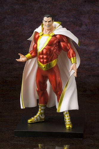 Image 6 for Justice League - Shazam! - Captain Marvel - DC Comics New 52 ARTFX+ - 1/10 (Kotobukiya)