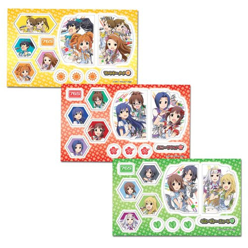 Image 4 for The Idolm@ster Shiny Festa Accessory Set for PSP