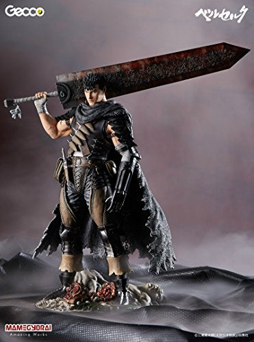 Image 2 for Berserk - Guts - 1/6 - Lost Children Chapter, The Black Swordsman Ver. (Gecco, Mamegyorai)