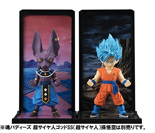 Image 6 for Dragon Ball Super - Beerus - Tamashii Buddies (Bandai)