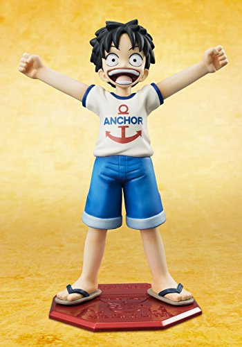 Image 5 for One Piece - Monkey D. Luffy - Excellent Model - Portrait Of Pirates MILD - 1/8 - CB-R1 (MegaHouse)