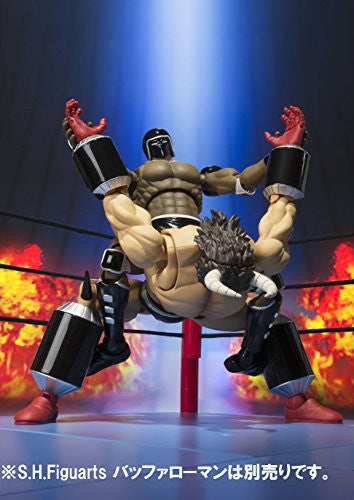Image 5 for Kinnikuman - Warsman - S.H.Figuarts - Original Color Edition (Bandai)