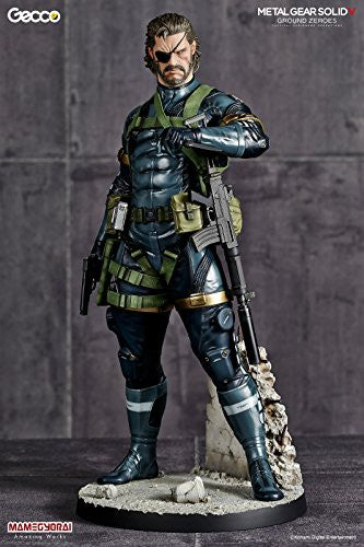 Image 7 for Metal Gear Solid V: Ground Zeroes - Naked Snake - 1/6 (Gecco, Mamegyorai)