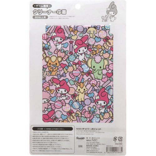 Image 4 for My Melody Pouch for 3DS LL (Pink)