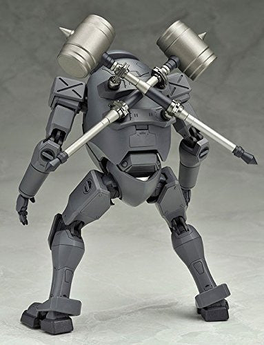 Image 2 for Full Metal Panic! The Second Raid - Rk-92 Savage - ALMecha - 1/60 - Miyazawa Model Distribution Limited, Gray Ver. (Alter)