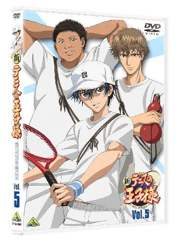 Image 2 for Shin Prince Of Tennis / Shin Tennis No Oji-Sama 5
