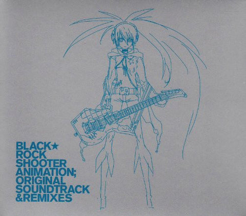 Image for BLACK★ROCK SHOOTER ANIMATION; ORIGINAL SOUNDTRACK & REMIXES