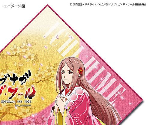Image 2 for Nobunaga the Fool - Ichihime - Mini Towel - Towel (Gate)