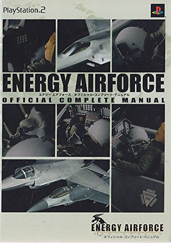 Image for Energy Air Force Official Complete Manual Book / Ps2
