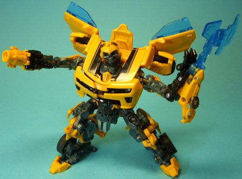 Image 2 for Transformers (2007) - Transformers Darkside Moon - Transformers: Revenge - Bumble - Autobot Alliance - AA-02 - Bumblebee - Battle Blade (Takara Tomy)