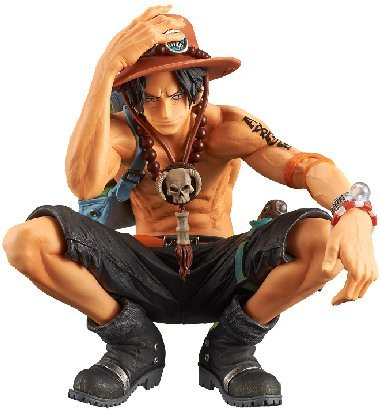 Image 1 for One Piece - Portgas D. Ace - King of Artist