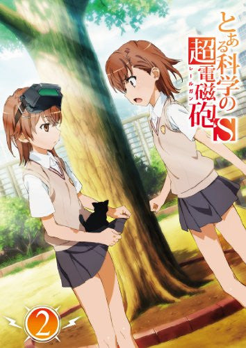 Image 2 for To Aru Kagaku No Cho Denjiho S / A Certain Scientific Railgun S Vol.2 [Limited Edition]
