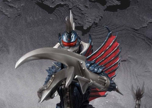 Image 4 for Gojira Final Wars - Gigan - S.H.MonsterArts - Final Wars ver. (Bandai)