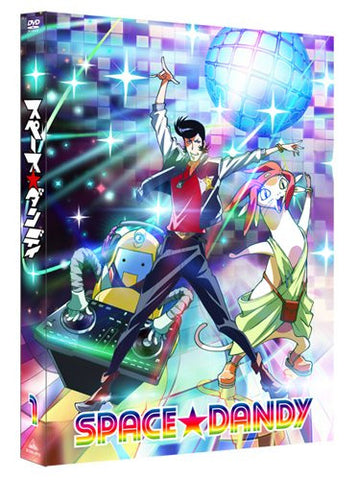 Space Dandy Vol.1
