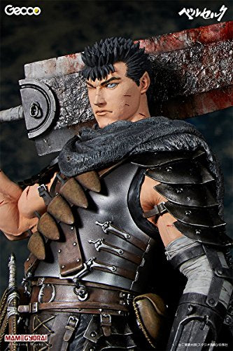 Image 11 for Berserk - Guts - 1/6 - Lost Children Chapter, The Black Swordsman Ver. (Gecco, Mamegyorai)