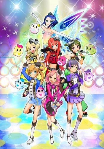 Image 1 for Pretty Rhythm Rainbow Live Dvd Box 2