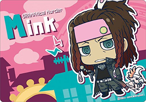 Image 1 for DRAMAtical Murder - DRAMAtical Murder re:connect - Mink - Mousepad (Gift)